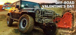Off-road Valentine's Day spre Vama Veche - 11.02.2018
